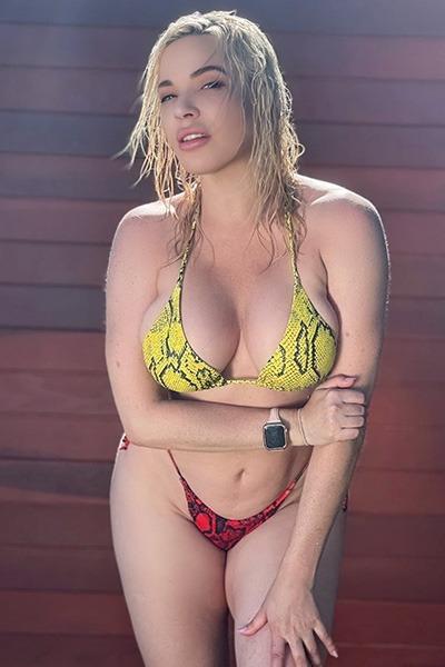 Babe of the Day - Dana DeArmond