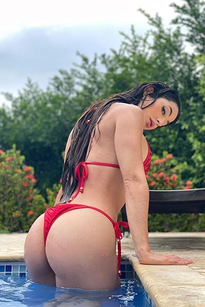 Babe of the Day - Estefania Sierra
