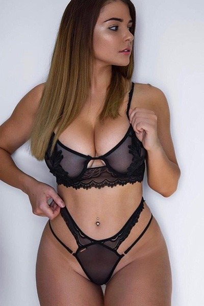 Babe of the Day - Jem Wolfie